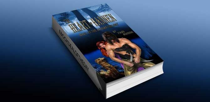 dark fantasy erotic romance kindle The Heart of Hannen: Book I in The Atriian Trilogy by Fawn Bonning