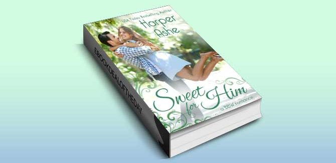 Sweet for Him: A BBW Romance by Harper Ashe