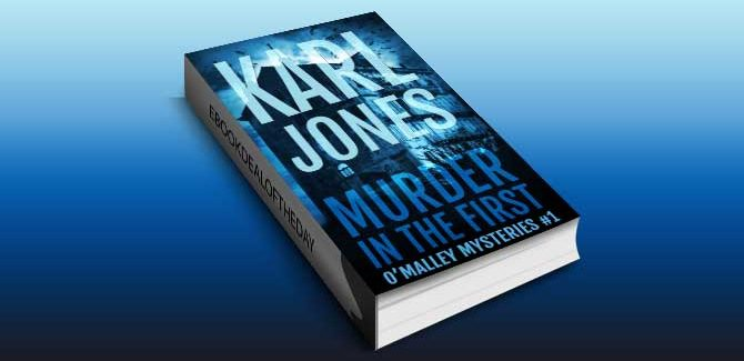 police procedural ebook Murder In The First by Karl Jones