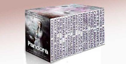 "paranormal fantasy romance box set ""PANDORA"" by Rebecca Hamilton, Riley J. Ford"