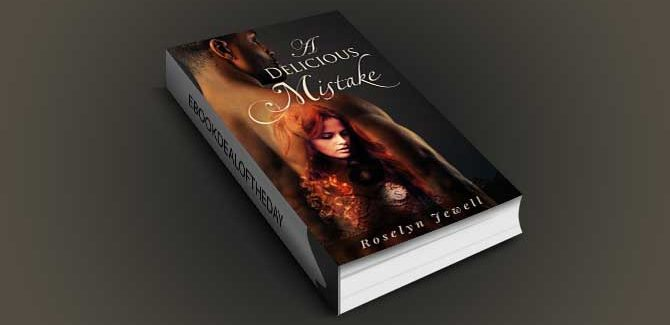 erotica romantic mystery ebook A Delicious Mistake by Roselyn Jewell