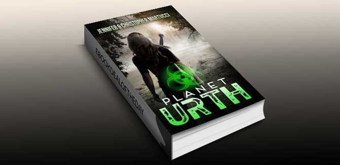 science fiction ebook Planet Urth (Book 1) (Planet Urth Series) by Jennifer Martucci