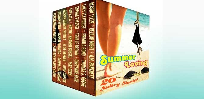 romance collection Summer Loving by Alison Tyler