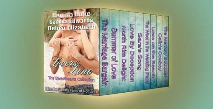 "contemporary and regency romance box set ""Lovers' Lane: The Sweethearts Collection"" by Multiple Authors"