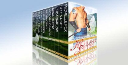 "paranormal box set ""Highland Shifters Paranormal Romance Boxed Set"