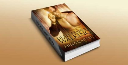"paranormal romance for kindle ""Dead Reaper Walking"" by Mina Carter"