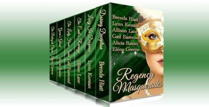 "historical romance box set ""Regency Masquerades by various authors"