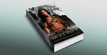 "historical paranormal romance ebook ""Highland Wolf Pact: A Scottish Werewolf Shifter Romance"" by Selena Kitt"