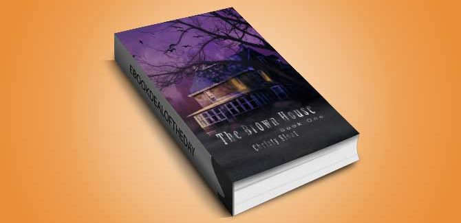 YA paranormal romance ebook The Brown House (book one of The Visitors Series) by Christy Sloat