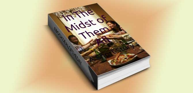 contemporary fiction ebook  In The Midst of Them All: A Short Story by Jennifer Maddox