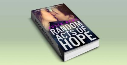 "new adult contemporary romance ebook ""Random Acts of Hope"" by Julia Kent"
