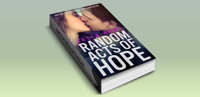 new adult contemporary romance ebook Random Acts of Hope by Julia Kent