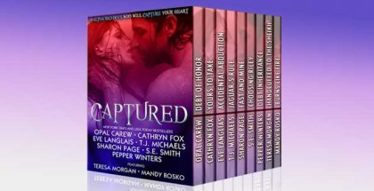 "ontemporary & paranormal romance bundle ""Captured Boxed Set: 9 Alpha Bad-Boys Who Will Capture Your Heart"