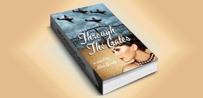 World War II timetravel romance Through The Gates by Alan Hardy