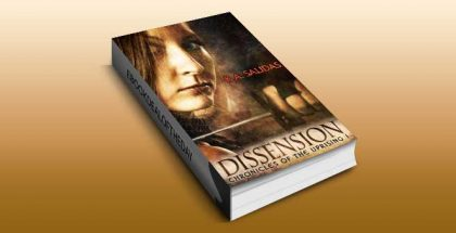 """dystopian paranormal romance ebook """" Dissension (Chronicles of the Uprising Book 1)"""" by Katie Salidas"""