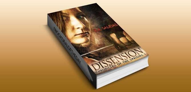 dystopian paranormal romance ebook  Dissension (Chronicles of the Uprising Book 1) by Katie Salidas