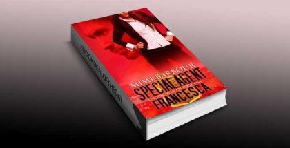 "romantic suspense ebook ""Special Agent Francesca"" by Mimi Barbour"
