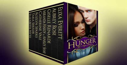 Hunger: Tales of Vampire Romance Boxed Set by Multiple Authors