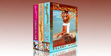 "erotic romance for kindle ""Baumgartner Boxed Set 2"" by Selena Kitt"