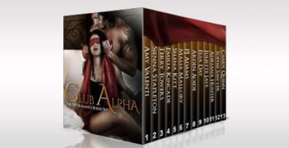 "erotic romance boxed set "" Club Alpha: BDSM Romance Boxed Set by Multiple Authors"