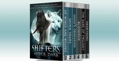 "paranormal romance boxed set "" Shifters After Dark Box Set: (6-Book Bundle)"" by SM Reine,"