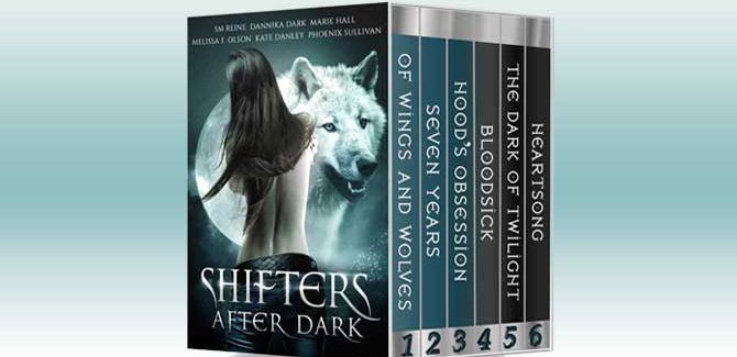 paranormal romance boxed set  Shifters After Dark Box Set: (6-Book Bundle) by SM Reine,