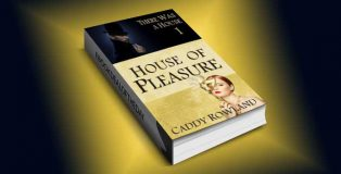 "newadult drama psychological thriller ebook ""House of Pleasure"" by Caddy Rowland"