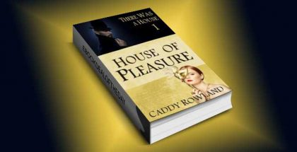 """newadult drama psychological thriller ebook """"House of Pleasure"""" by Caddy Rowland"""