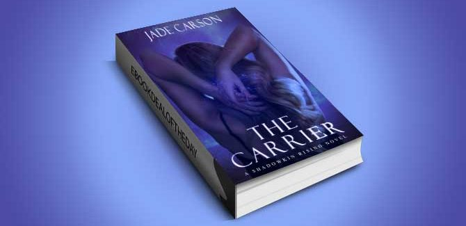 newadult paranormal fantasy romance ebook The Carrier: A Shadowkin Rising Novel by Jade Carson