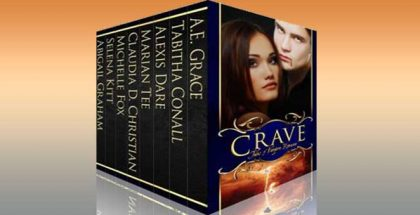 "paranormal romance boxed set ""Crave: Tales of Vampire Romance Boxed Set"""