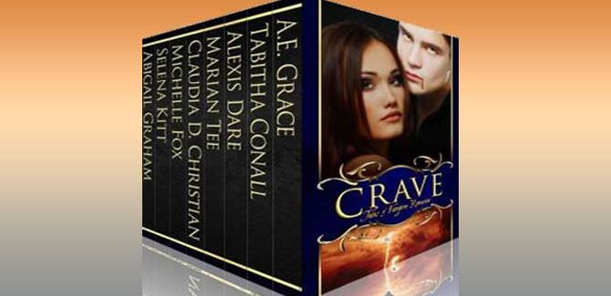 paranormal romance boxed set Crave: Tales of Vampire Romance Boxed Set