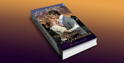 "historical regency romance ebook ""The Promise of a Gentleman"" by Linda Rae Sande"