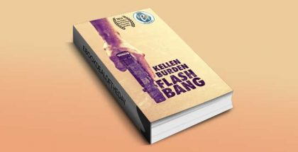 "thriller fiction kindle book ""Flash Bang"" by Kellen Burden"