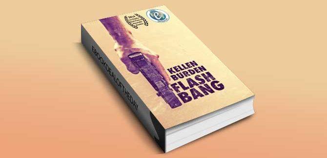 thriller fiction kindle book Flash Bang by Kellen Burden