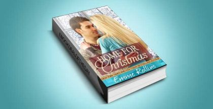 "ew adult holiday romance ebook ""Home for Christmas"" by Emme Rollins"
