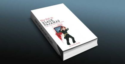 "mystery fiction ebook ""The Girl in Black Pajamas"" by Chris Birdy"
