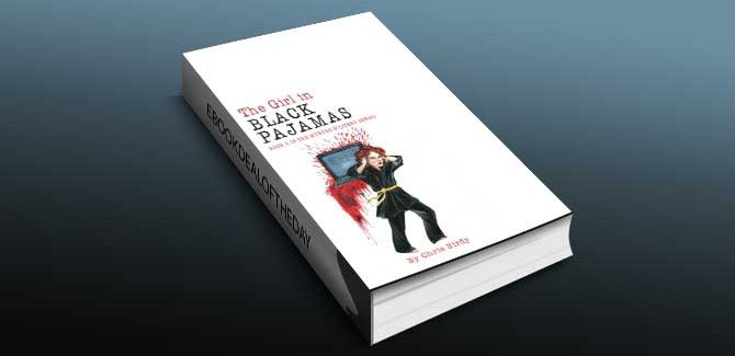 mystery fiction ebook The Girl in Black Pajamas by Chris Birdy