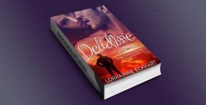 "contemporary romance ebook ""The Deadline"" by Lorhainne Eckhart"