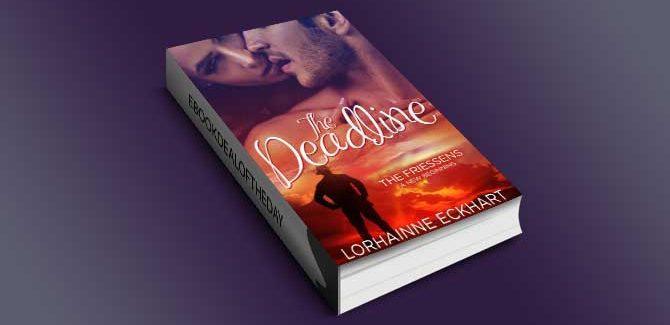 contemporary romance ebook The Deadline by Lorhainne Eckhart