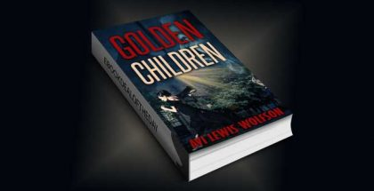 "mystery & thriller ebook ""Golden Children"" by Avi Wolfson"