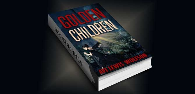 mystery & thriller ebook Golden Children by Avi Wolfson