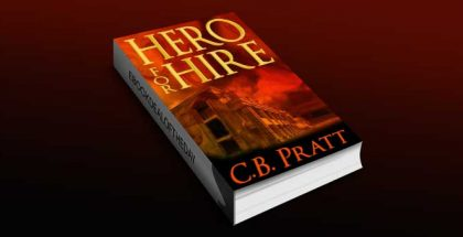 "fantasy alternate history ebook ""Hero For Hire"" by C.B. Pratt"