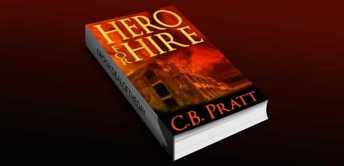 fantasy alternate history ebook Hero For Hire by C.B. Pratt