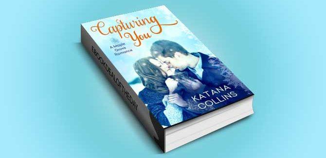 contemporary romance ebook Capturing You by Katana Collins