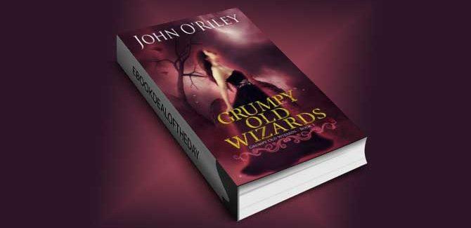 urban fantasy ebook Grumpy Old Wizards by John O'Riley