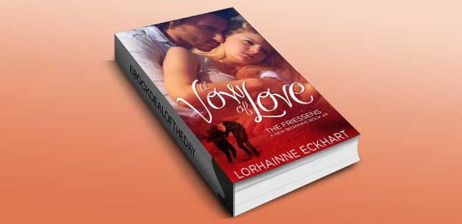 contemporary romance for kindle A Vow of Love by Lorhainne Eckhart