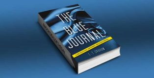 "erotica, murder & mystery ebook ""The Blue Journal: A Detective Anthony Walker Novel"" by L.T. Graham"