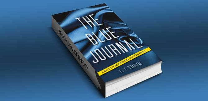 erotica, murder & mystery ebook The Blue Journal: A Detective Anthony Walker Novel by L.T. Graham