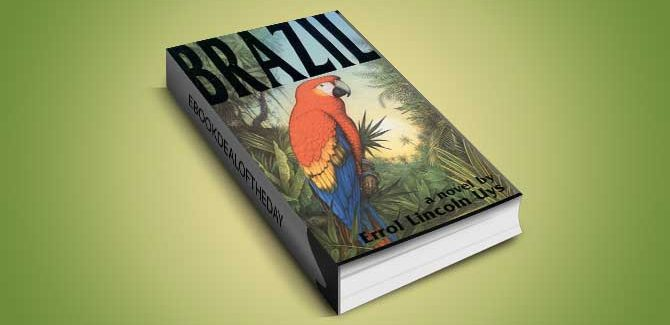 historical fiction ebook Brazil by Errol Lincoln Uys