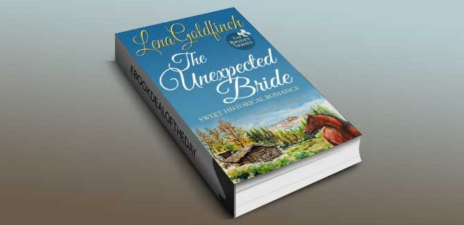 sweet historical romance ebook The Unexpected Bride (The Brides Book 1) by Lena Goldfinch